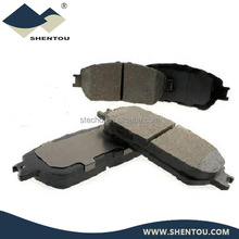 ceramic motorcycle car brake pad for truck spare parts iveco volvo daf renault