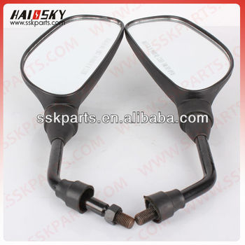 HAISSKY HAIOSKY motorcycle parts spare side rearview motor mirror