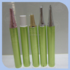 Long nozzle head plastic tube with insert for eye gel