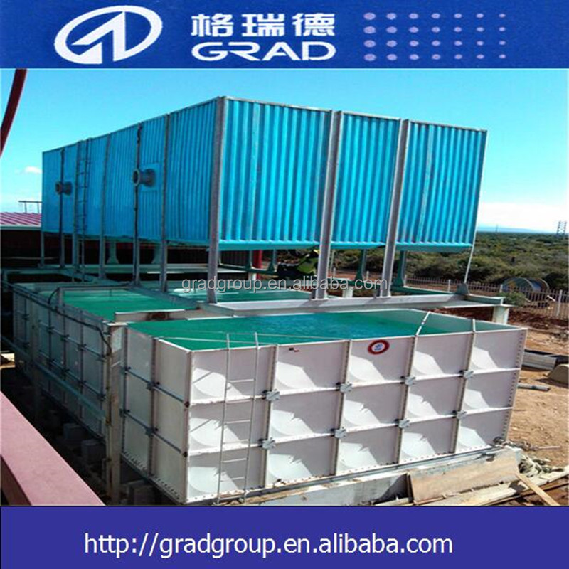 FRP Underground Water Tank for Drinking Water/ Irrigation Water Tank