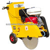 gasoline concrete cutter for amending the road surface