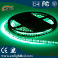 2016 12V 5m/roll Green 3528 SMD Latest Flexible LED Strip Waterproof Lighting Strips For Outdoor Decoration