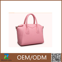 Latest style original leather women handbags high quality women tote bags