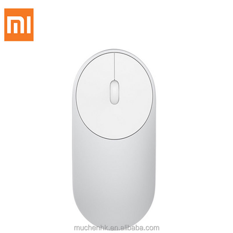 Original Xiaomi Mouse Portable Wireless Mi Optical Bluetooth 4.0 RF 2.4GHz Dual Mode Connect Mi Mouse for Laptop