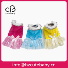 fake fur dog clothes apparel