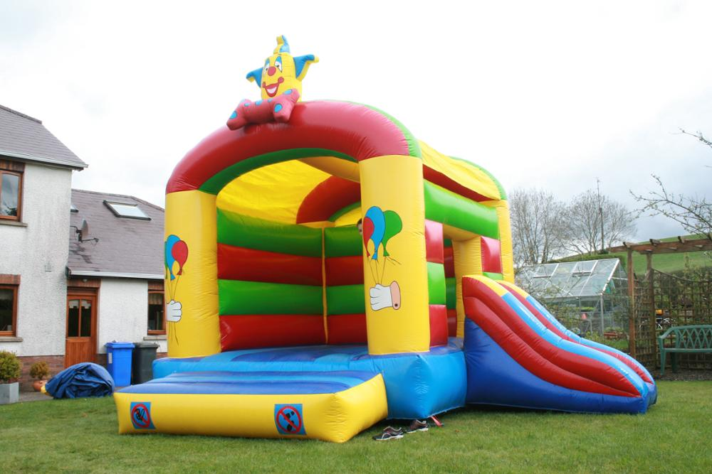 Hola ocean inflatable castle/bouncy castle/jumping castle