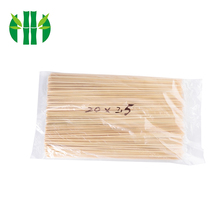 Wholesale Bbq Skewer Natural Restaurant Barbecue Bamboo Sticks Bamboo Skewers Uae