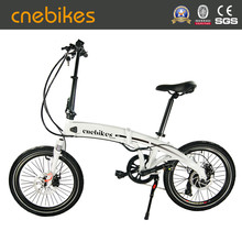 Easy carry 20 inch electric pocket bike 250w with CE approved