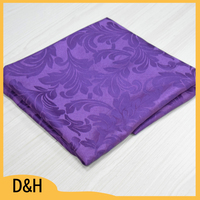 Customized design polyester cotton jacquard fabric for curtain, bedding products