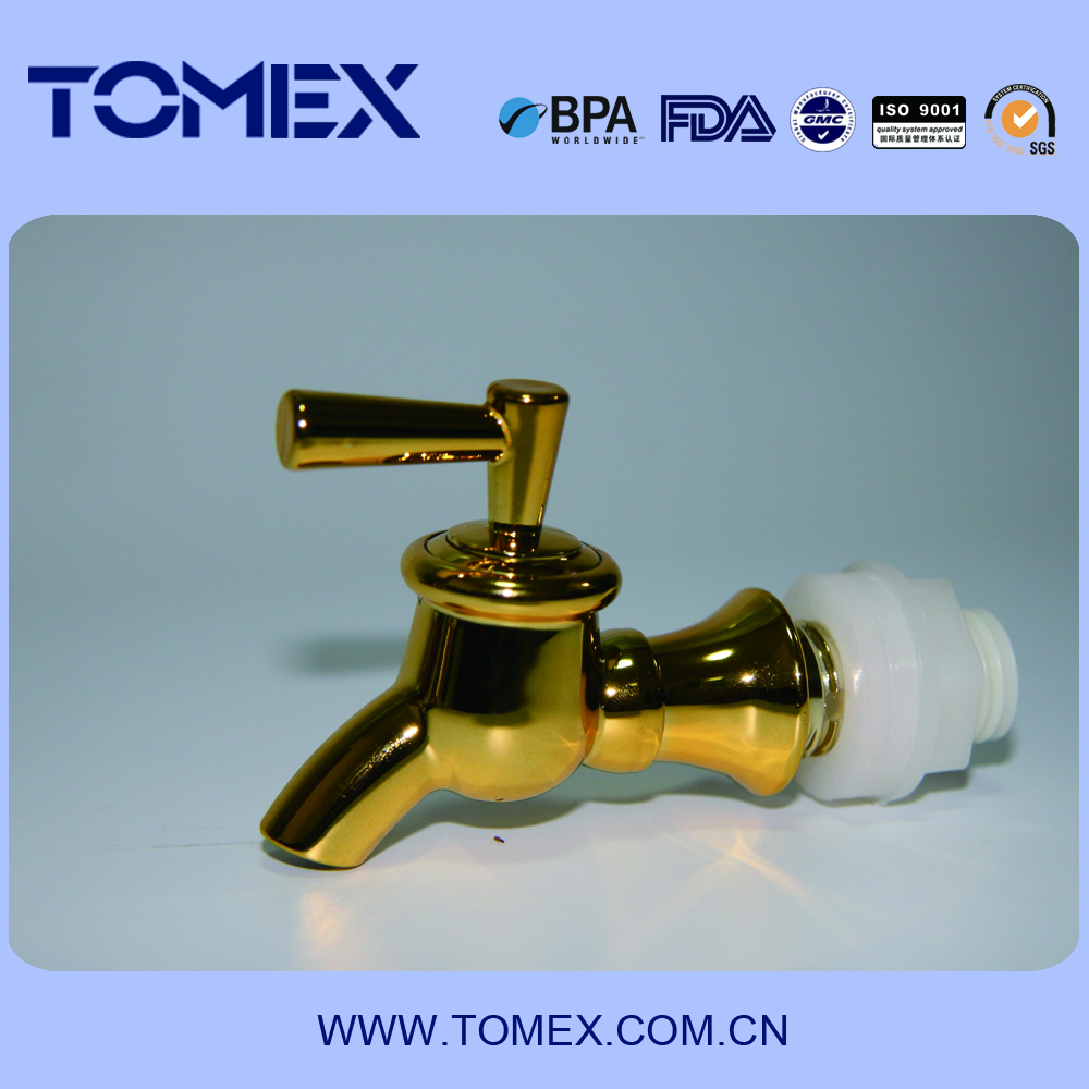 best selling brass faucets abs chrome plated tap Plastic Water Tap
