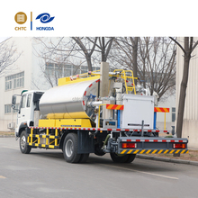 Excellent Proformance prime layer asphalt distributor for road sealing