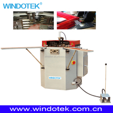 Single head corner combining machine for aluminum window making LMB-120