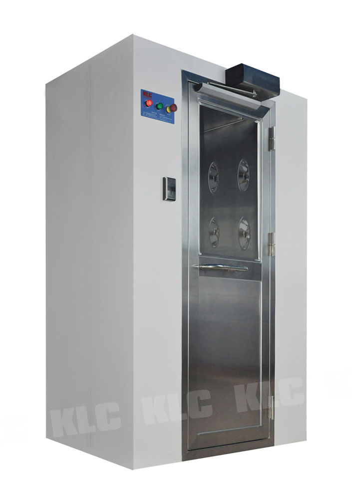 Full Stainless Steel 304 Automatic Door Air Shower and tunnel