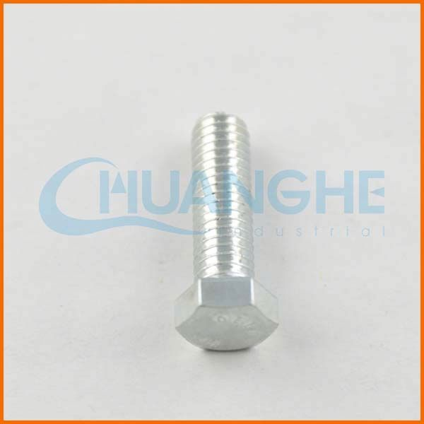 new product wholesale adusting screw wiht zinc plated from haiyan