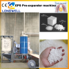 Longwell Continuous Pre-expander EPS Beads Filling Machine/Equipment