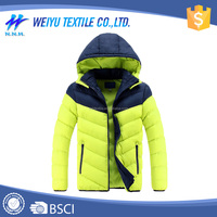 Excellent quality custom sports cotton varsity jackets for men