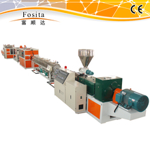 Good after sale service used pvc pipe machine price with Customize made