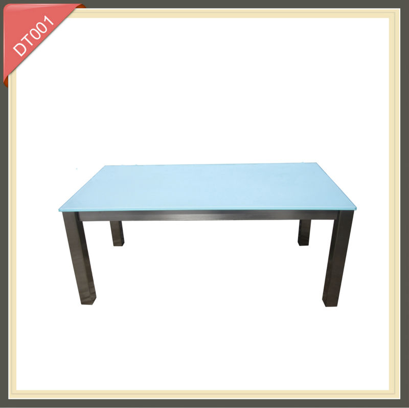 Stylish latest dining table designs fancy dining table DT001
