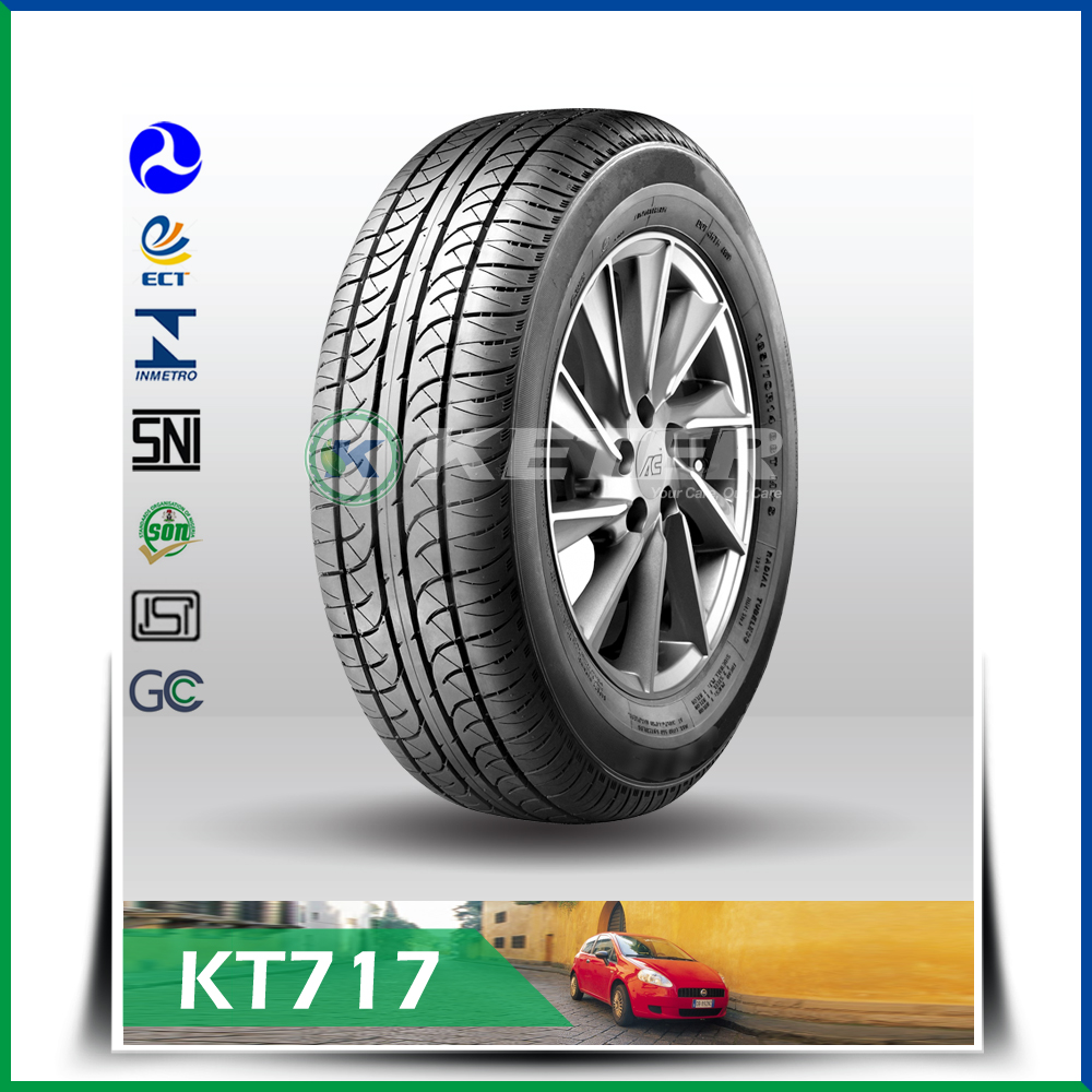 China semi steel radial car tire wholesale 80000 kms car tire 185 80 r14