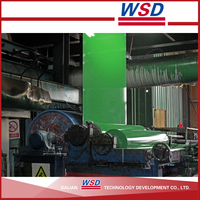 Prepainted Galvanized Steel Coil Color Coated Steel Coil/PPGI Metal Roofing Sheets Building Materials