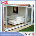 Specialized aluminium doors manufacturer , aluminium doors factory