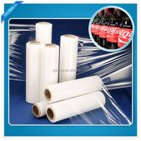 60mic thickness flexible printing super clear pvc film