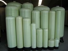 Water treatment filter tanks