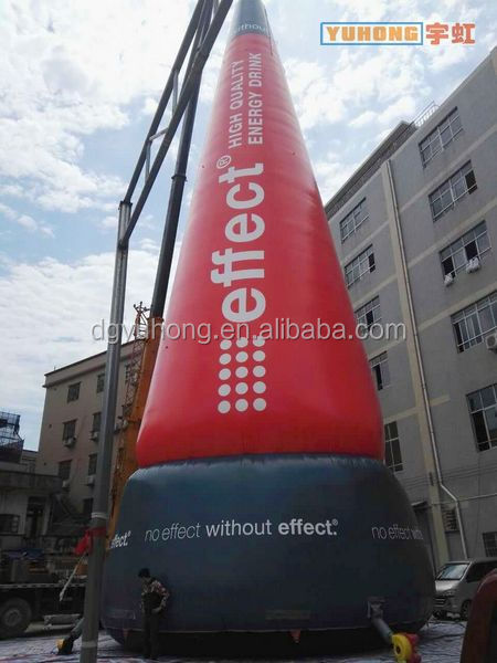 outdoor 25m giant inflatable advertising model product replica