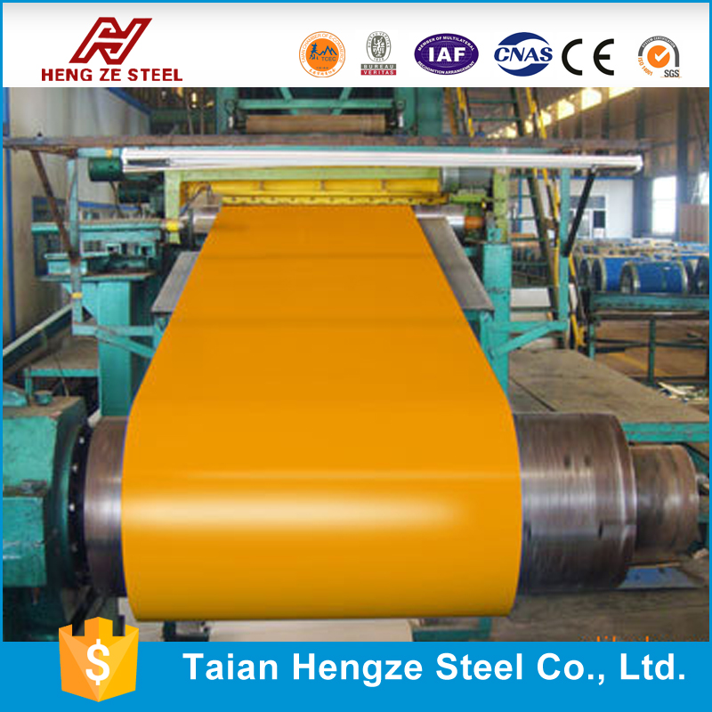 1000mm sgcc steel sheet coloring steel ral 6018 zinc ppgi can be used to motorcycle