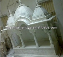 Indian Temples for Home Design Stone Carving