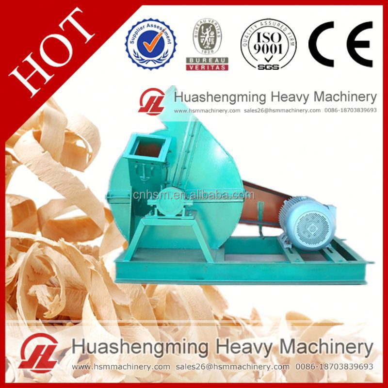 HSM Lifetime Warranty Best Price tractor base wood crusher