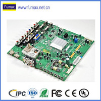 custom high quality 94v0 electronic circuit board for hoverboard