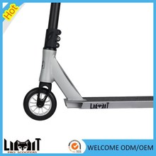 Popular silver stunt scooter pro new style scooter kick