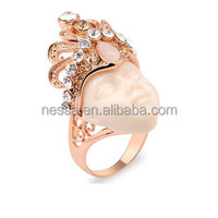 fashion king and queen ring jewelry wholesale NSRI-10014
