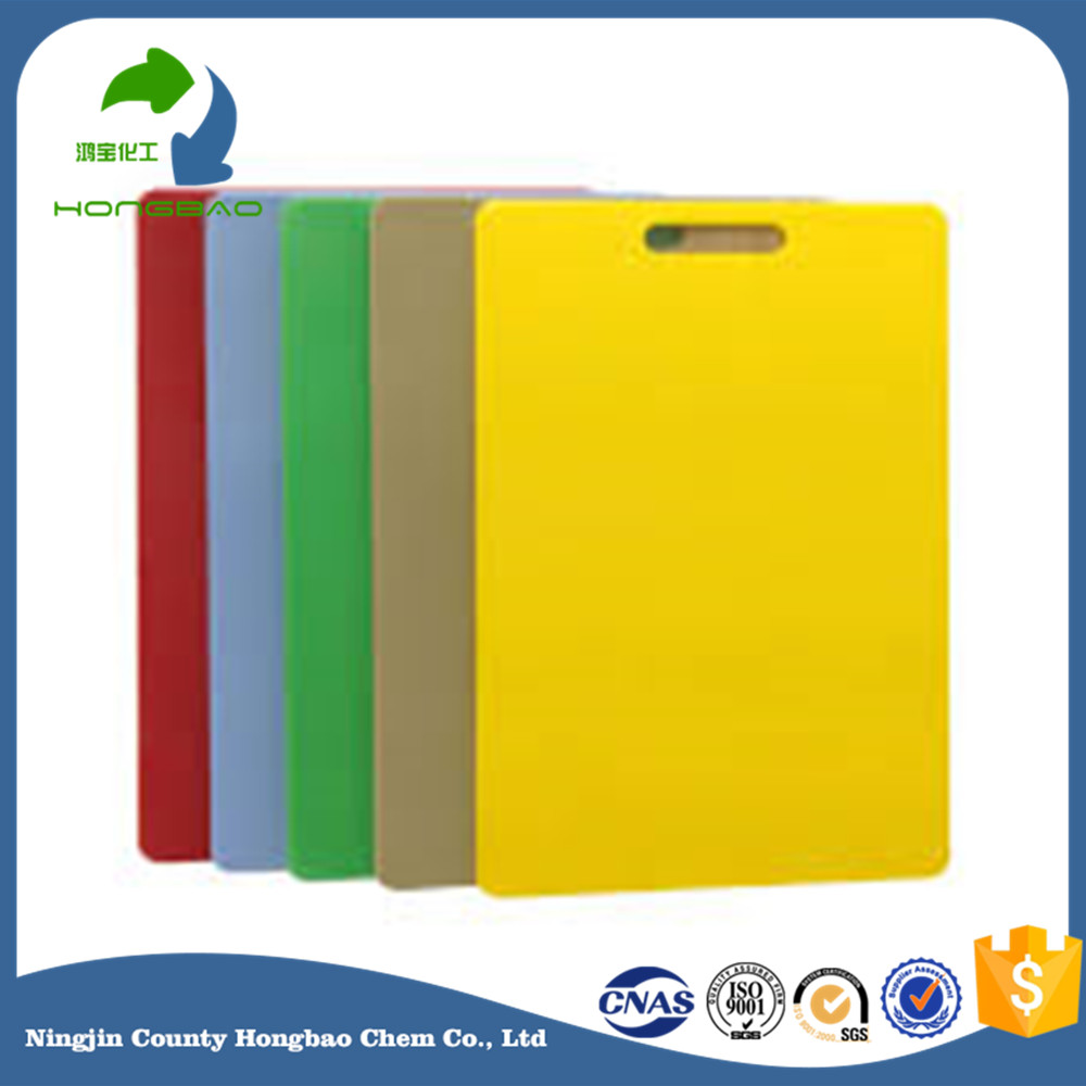 Customized PE polyethylene cutting board pe plastic sheet
