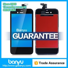 Low price lcd screen touch for iphone 4s clone