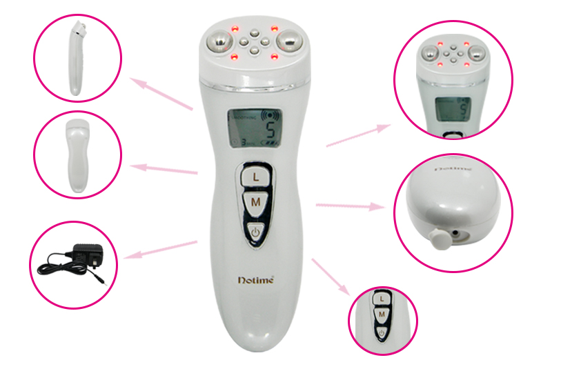 technogym fitness equipment anti puffiness machine skin toning machine Notime