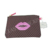 Custom Travel Zipper Canvas Makeup Pouch Cosmetic Bag