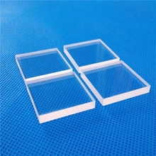 HM customized borosilicate glass sheet