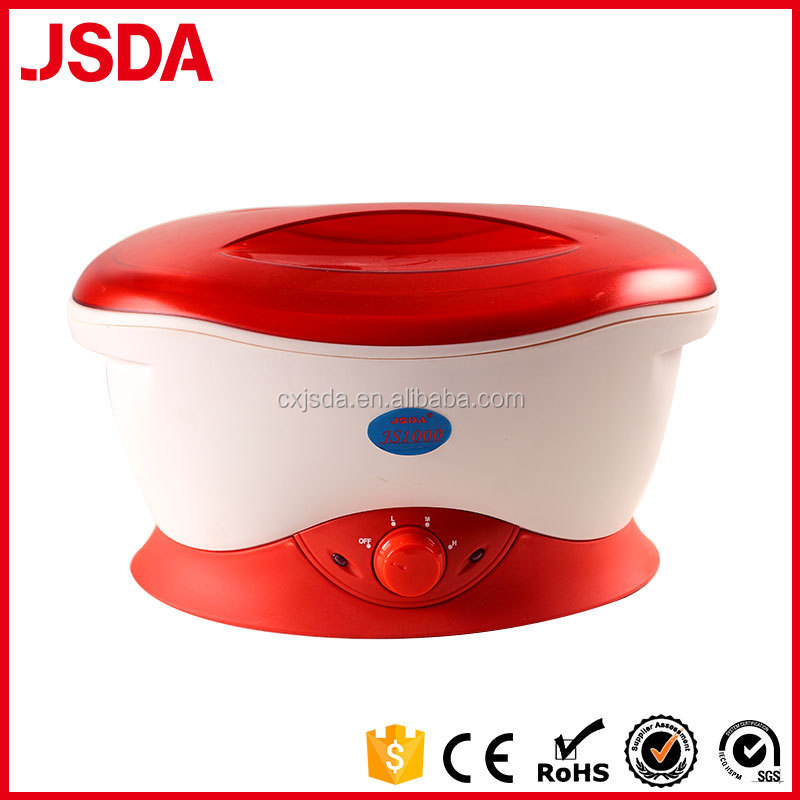 JSDA wholesale professional paraffin wax hand spa machine