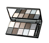 Chaming muti-color makeup private label eyeshadow palette
