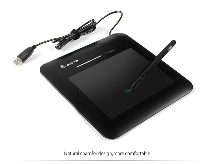 UGEE CS04 New Usb Capture Writing Digital Signature Pad In Word