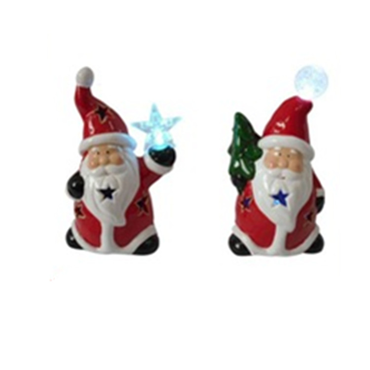 Best-selling cute moving santa claus