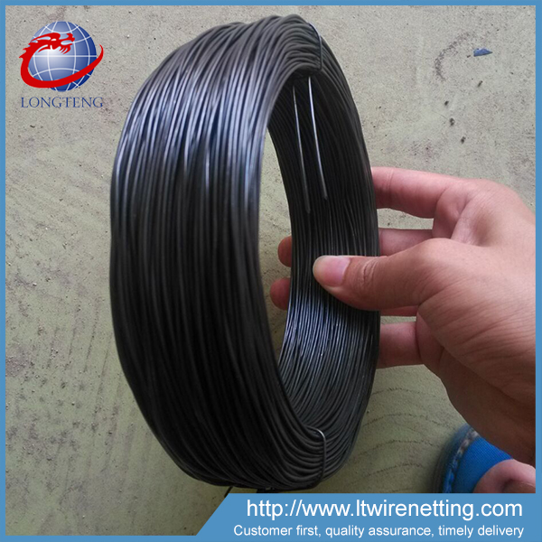 28awg twisted wire,cheap black annealed twisted wire,low price twisted black wire
