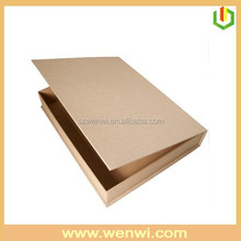 Custom A4 size paper packaing box