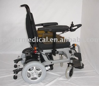 HOT HOT HOT!!!!! Lightweight Aluminum New Version Electric Wheelchair with Lights BME1018L