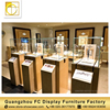 high quality custom elegant furniture shop interior design watch display cabinet watch glass display showcase