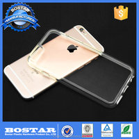 2 in 1 tpu+pc back cover for iPhone 6 case, for Ultra silm iPhone 6 case with good quality