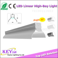 Aluminous Alloy Warehouse 110lm/w LED High Power Factory Used LED High Bay Light