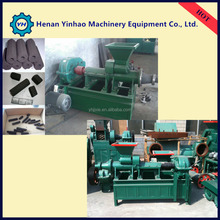 High reputation and the best quality coal briquette machine/coal making machine/charcoal making machine from Henan